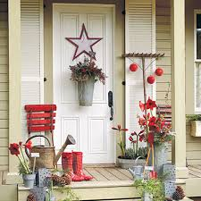 Front Door Decoration Ideas Home Decorating Ideas With Lucia Learn Some Christmas Front Door