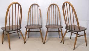 Ercol Dining Room Furniture Vintage Retro 60 U0027s Ercol Windsor Swept Back Chair Model 737 30
