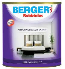 allrounder matt enamel welcome to berger paints pakistan limited