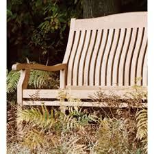 malvern 1 2m teak garden bench