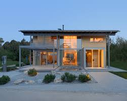 Smart House By Baufritz First Certified Self Sufficient Home In - Smart home design