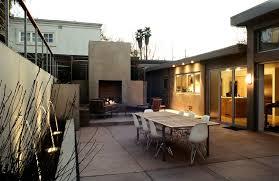 Mid Century Modern Outdoor Furniture Mid Century Modern Piedmont Residence Modern Patio San