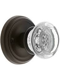 crystal door knobs home details add an elegant touch to the
