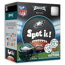 eagles spot it game