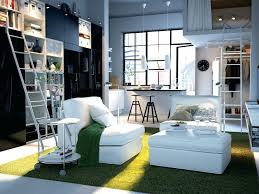 how to make the most of a studio apartment amenagement studio ikea ultra functional living room inspiration