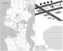 Discovery Park Seattle Map by Monica T 48105