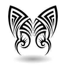 tribal butterfly stock photos royalty free business images