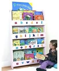 Bookcases Kids Bookcase Nursery Bookcase White Childrens White Wooden Bookshelf