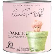 Darling Patio Homes by Anne Geddes Nursery Room Interior Paint Darling Pink Walmart Com