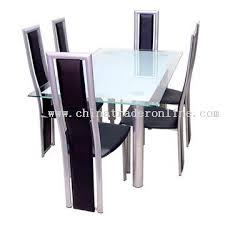Tempered Glass Dining Table Wholesale Tempered Glass Top Dining Table Buy Discount Tempered