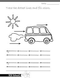 free printable tracing and drawing worksheets playgroup shamim
