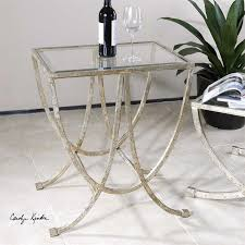 Silver Accent Table Die Besten 25 Silver Side Table Ideen Auf Pinterest Metall