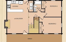 one bedroom log cabin plans cabin plans one bedroom plan simple house designs in india view