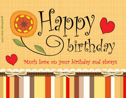 ebirthday cards birthday ecards for loved one