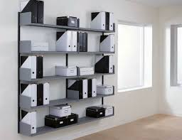 Decorate Office Shelves by Office Spur Type Wall Mounted Shelving Wall Mounted Office