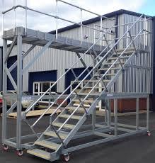 Standard Handrail Height Uk Work Platforms Access Platforms Mobile Platform