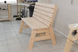 Simple Wood Bench Instructions by 15 Free Bench Plans For The Beginner And Beyond