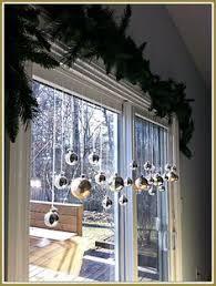 Front Windows Decorating Large Shaped Christmas Decorations Christmas Time Decoration