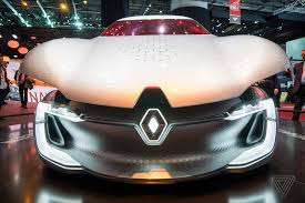 renault car models the renault trezor is the retro future concept car of my childhood