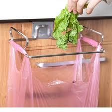 Kitchen Cabinet Waste Bins by Stainless Steel Kitchen Cupboard Drawer Door Waste Bin Stand Scrap