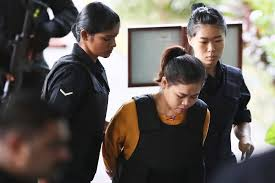 chemist says kim had 1 4 times lethal dosage of vx on face iol news