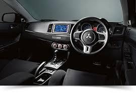 Mitsubishi Lancer 2014 Interior Lancer Evolution X Performance Sports Car Mitsubishi Motors In