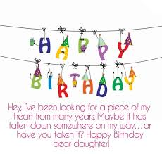happy birthday wishes dad happy birthday quotes for daughter with