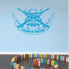 soldier of fortune military wall sticker world of wall stickers the product is already in the wishlist browse wishlist soldier of fortune military wall sticker