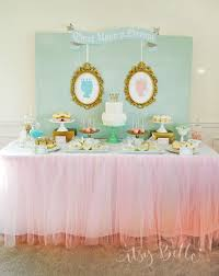 Ideas For Baby Shower Centerpieces For Tables by 126 Best Twin Baby Showers Images On Pinterest Twin Baby