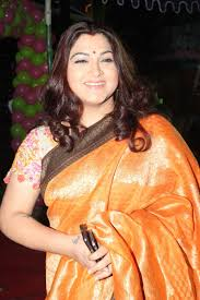 Hot Images Of Kushboo - actress kushboo unseen recent real life photos