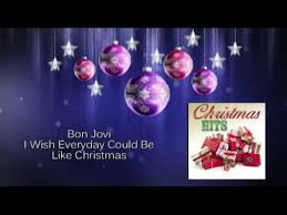 various bon jovi i wish everyday could be