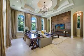 home theater miami mediterranean style mansion owned by miami heat u0027s tyler johnson is