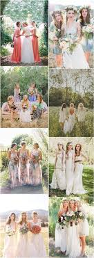bridesmaid dresses 50 50 chic bohemian bridesmaid dresses ideas dress ideas bohemian