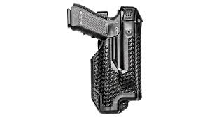 duty holsters with light 9 retention holsters that won t slow your draw