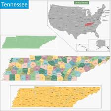 Map Of South Carolina Counties Old Historical City County And State Maps Of Tennessee