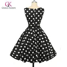 retro cocktail party grace karin womens cocktail dresses summer style floral print