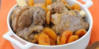 comment cuisiner le jarret de veau jarret de veau aux abricots secs facile et pas cher recette sur