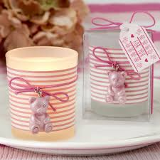 candle baby shower favors candle baby shower favors
