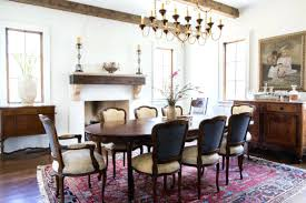 lovely ideas for dining room decoration using minotti dining table