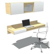 Wall Mounted Desk Organizer Wall Mounted Desk Maddie Andellies House