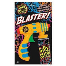 silly string silly string blaster