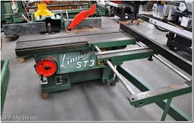 scm st3 l u0027 invincible spindle and table saw combination machine