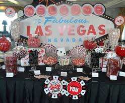 Casino Buffets In Las Vegas by Candy Buffet At A Las Vegas Casino Night Party Vegas Casino