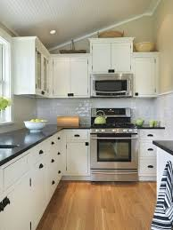 kitchen countertops with white cabinets white cabinet dark countertop houzz