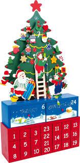 advent calendar tree