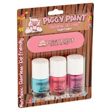 piggy paint natural as mud sea quin forever fancy girls rule