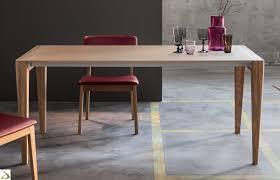 tavoli da design gallery of tavolo design in legno tinner arredo design