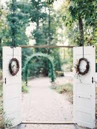 wedding backdrop doors 27 wonderful wedding backdrops with doors weddingomania weddbook
