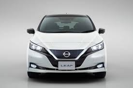 nissan leaf battery cost uk nissan leaf 2018 prototype review new ev driven autocar