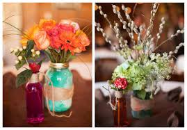 country wedding centerpieces vintage inspired barn wedding rustic wedding chic